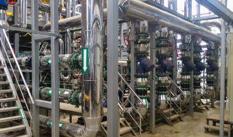 Проект реконструкции котельной и газопоршневых установок